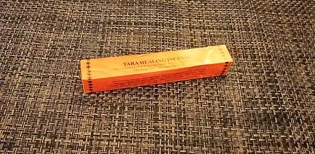 tara healing incense  チベット香