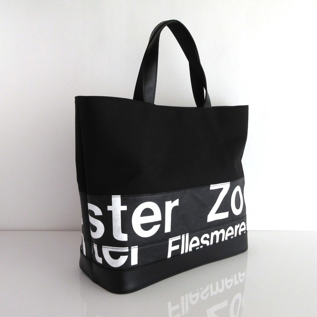 Tote Bag (S) / Black  TSB-0017