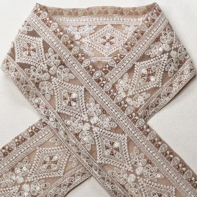 【手作り日傘キット+刺繍リボンの用尺セット】鳥さん各種カラー※布・ボタンは付属しません