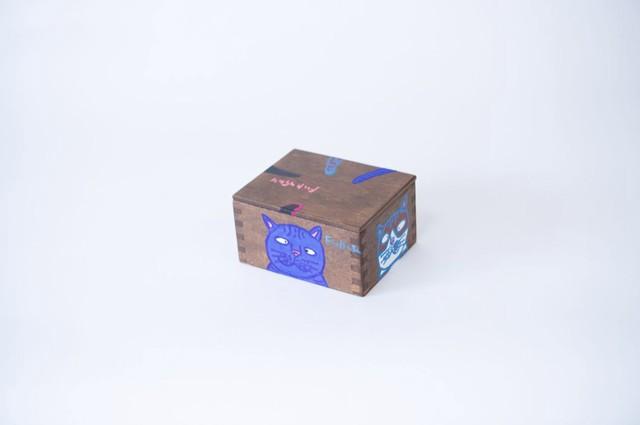 木箱(ネコ)
