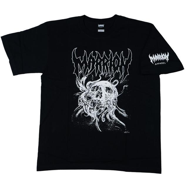 DavidJorquera T-shirts (Black×White)