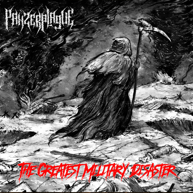 PANZERPLAGUE『The Greatest Military Disaster』CD