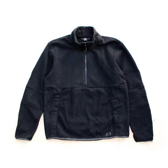 REI Pullover Half-ZIP Fleece