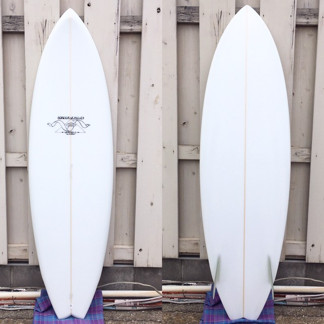 "Campbell Brothers Surfboards ""Alpha Omega"" 5'11"""