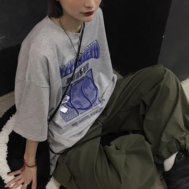UNIVERSENDシャツ(全2色) / HWG264