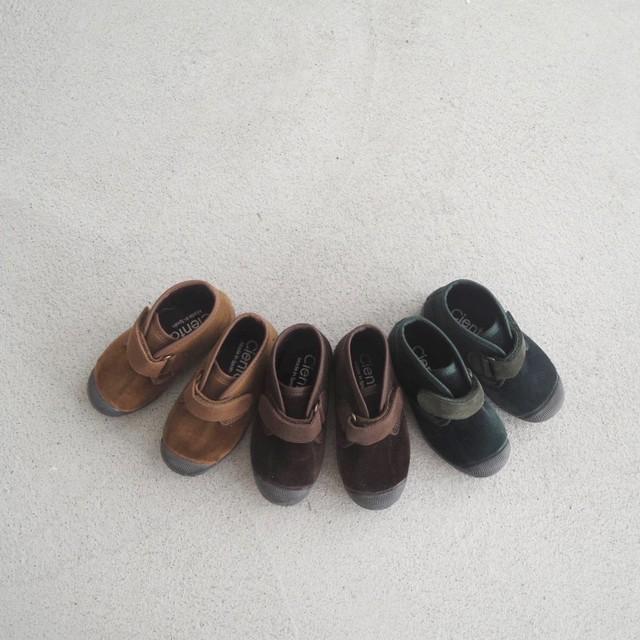 Cienta desert boots (3color)