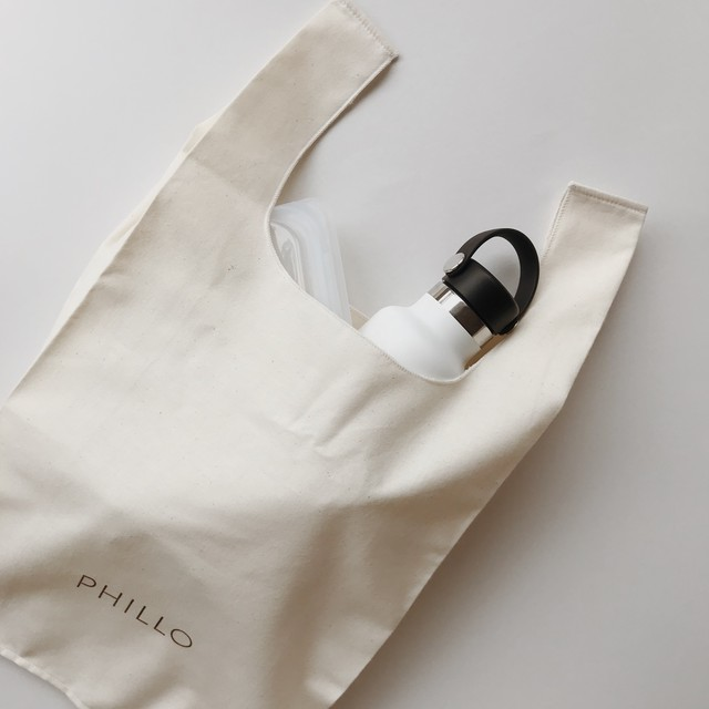 Organic cotton Eco bag M
