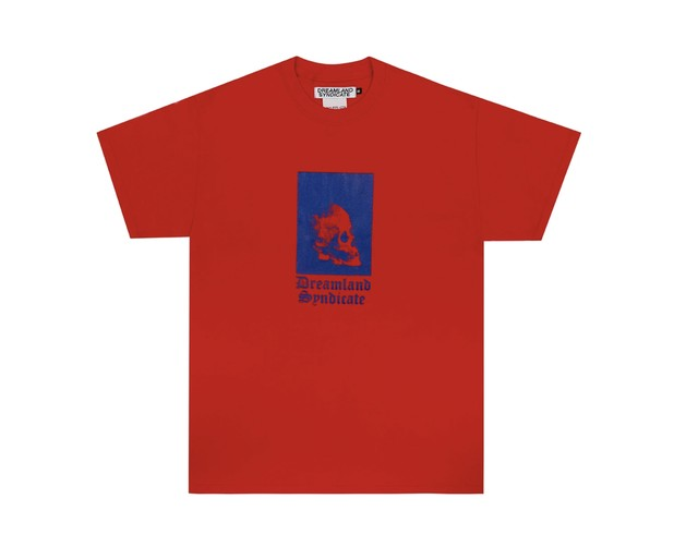 DREAMLAND SYNDICATE VANITAS TEE RED