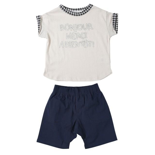 RIO Tシャツ+パンツセット
