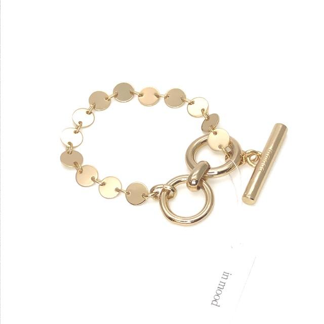 in mood THIN bracelet GD