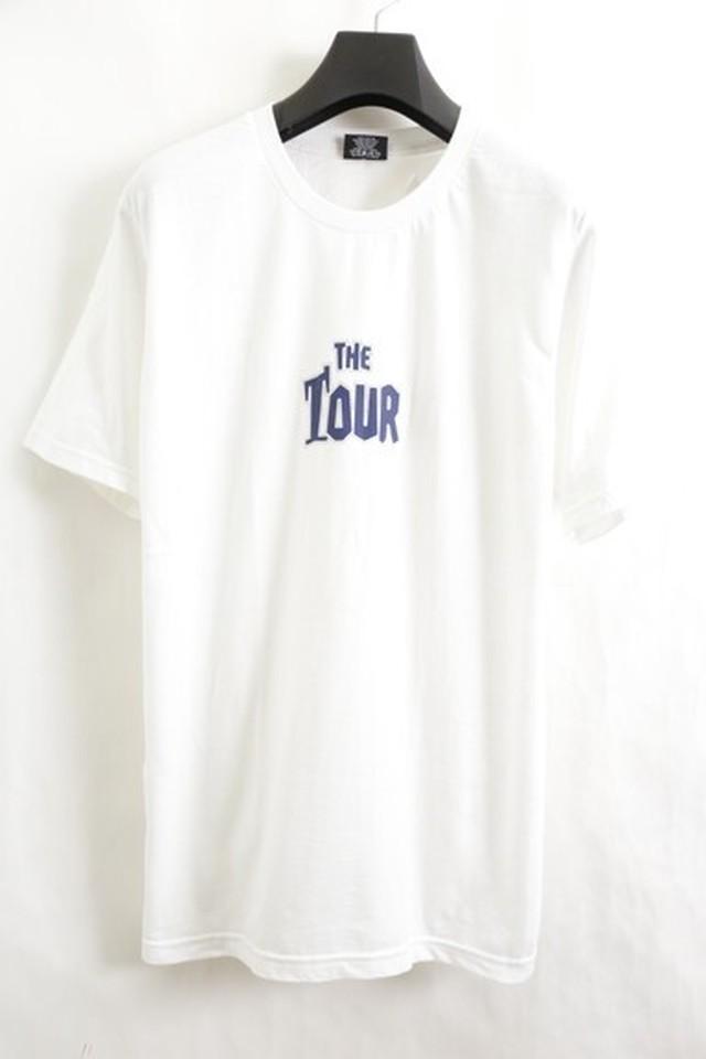 STUSSY INO HIDEFUMI HIROSHI FUJIWARA THE TOUR TEE WHITE SMALL 10IJ1257