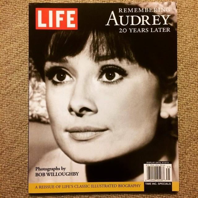 オードリー・ヘプバーン 写真集「Life: Remembering Audrey」 - メイン画像