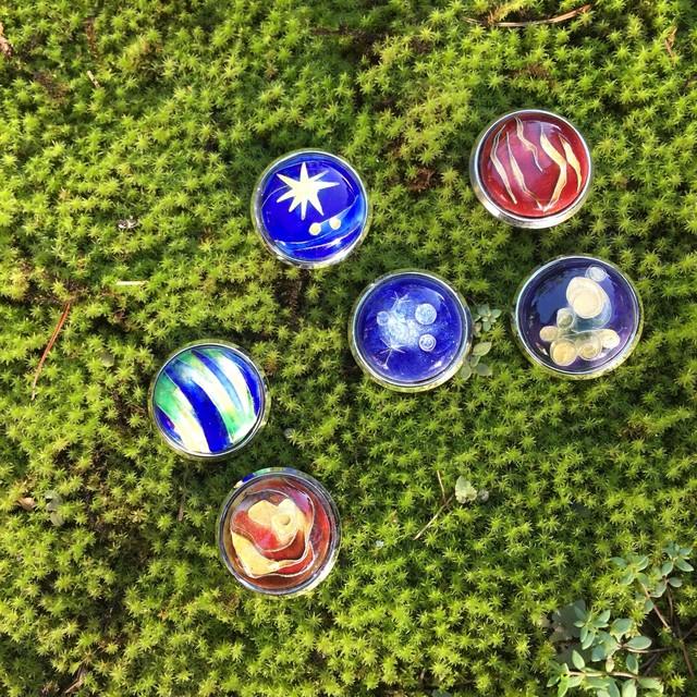 ゴルフマーカー「グリーン上の惑星」5種類展開【KASANE CHUBU PROJECT】