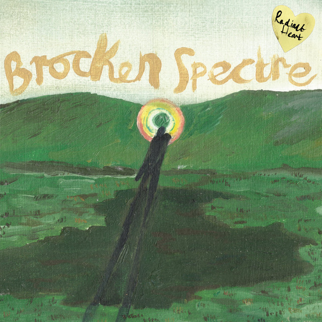 Radiant Heart / Brocken Spectre(250 Ltd LP)