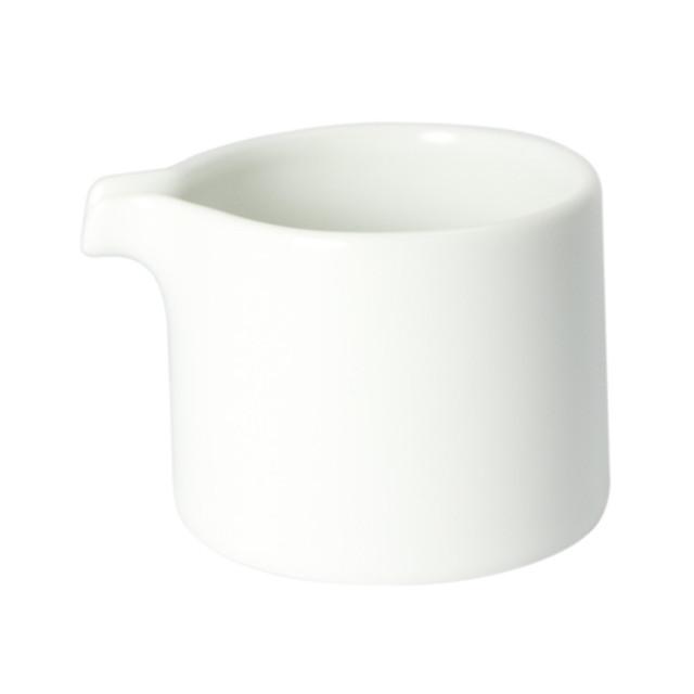 白山陶器 M型クリーマー 白マット
