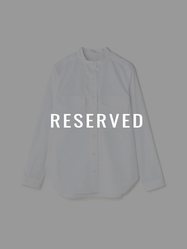 Band collor shirt White / Luxluft