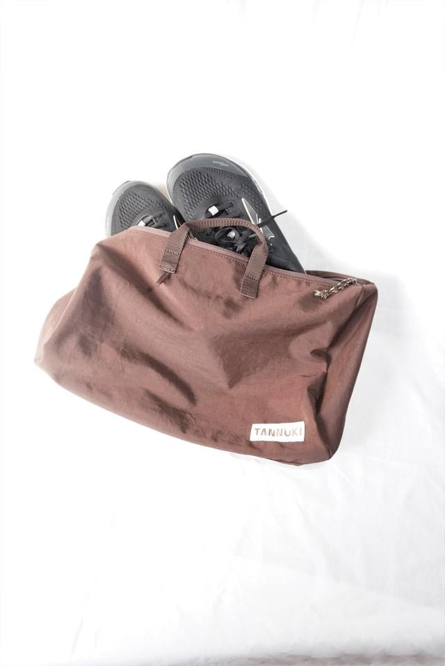 Sato Multi Shoe Bag : Color  Brown