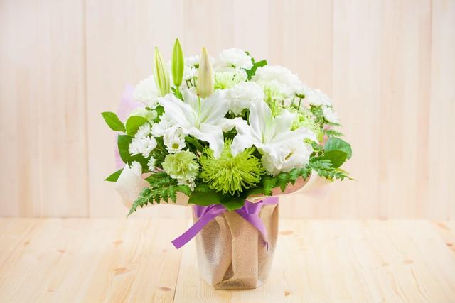 【お盆・お供え・仏花】お供え仏花花束