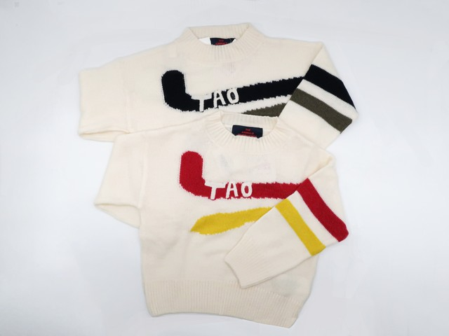 TAO the annimals obseavatory  KIDS SWEATER