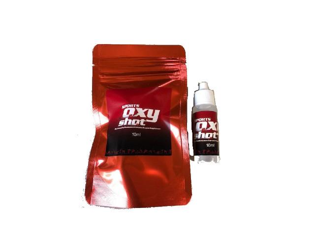 【SPORTS OXYSHOT】 Oxygen Supplement 10ml