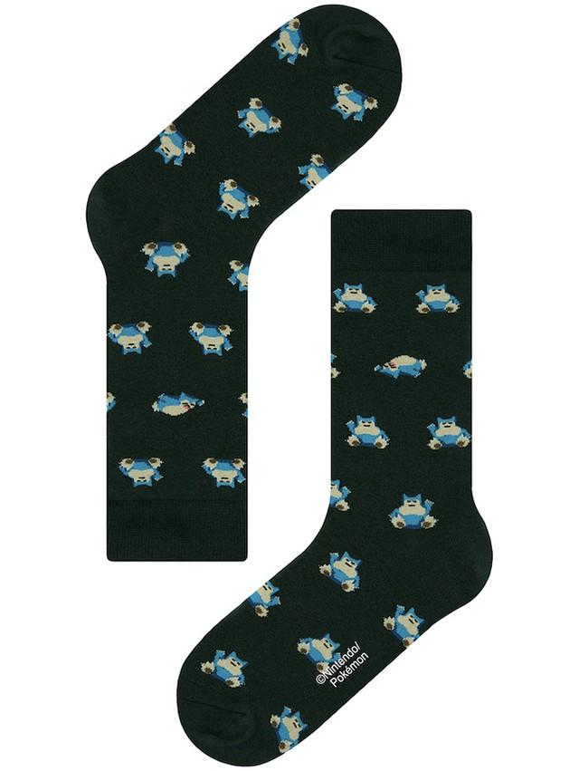 【Pocket Monsters socksappeal】KABIGON【ポケットモンスター ソックスアピール】カビゴン