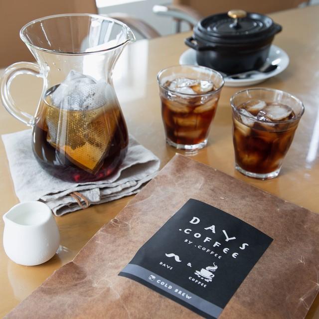 【DAYS.Coffee】COLD BREW 500ml(推奨)