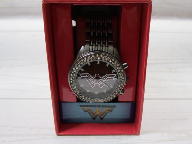 DC ワンダーウーマン 腕時計 限定デザイン