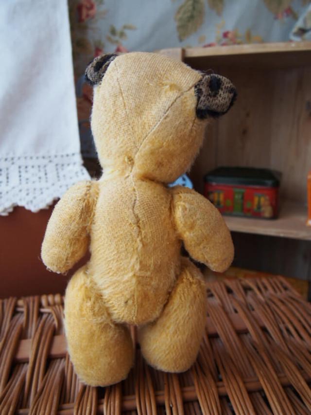 イギリスアンティーク Sooty Bear