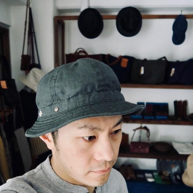 SALLOW KOME HAT (2color)
