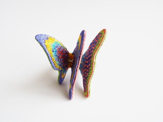 ARRO / Embroidery ring / land / PURPLE