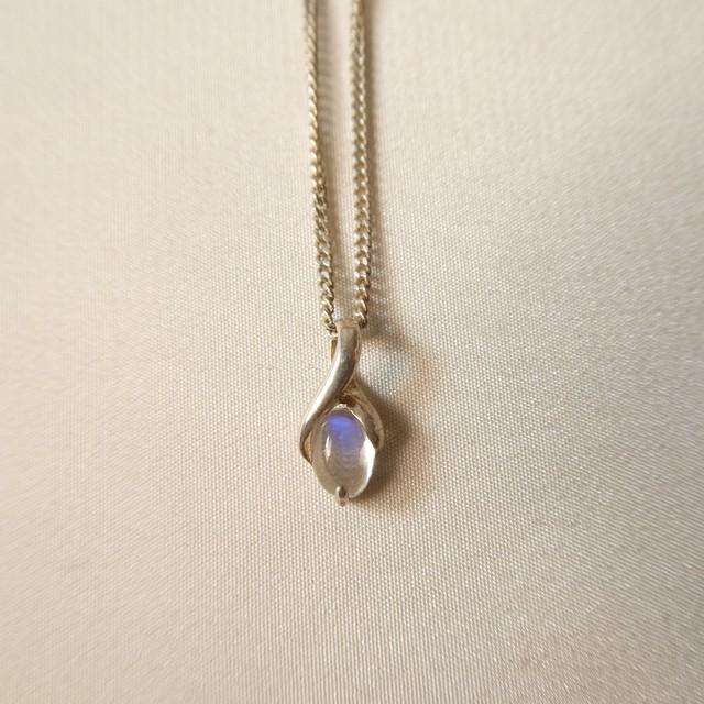 Silver necklaces  2  4