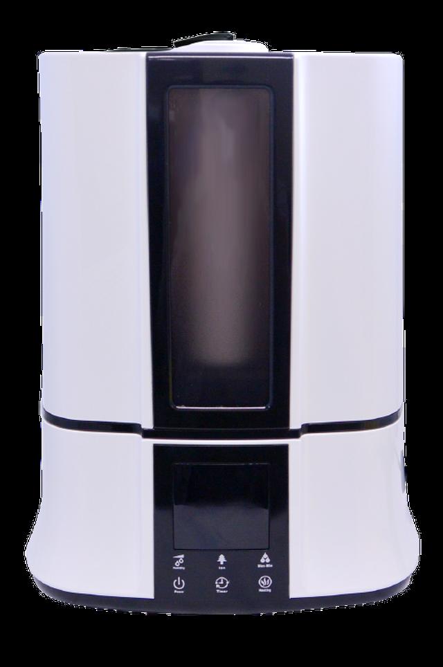 加湿器 URUON(ウルオン) ハイブリッド式加湿器 ライトホワイト