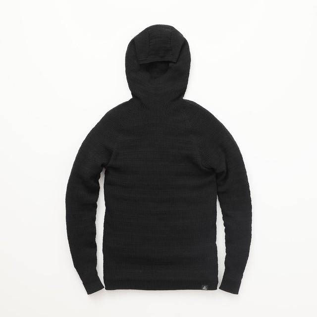 3D baselayer hoodie