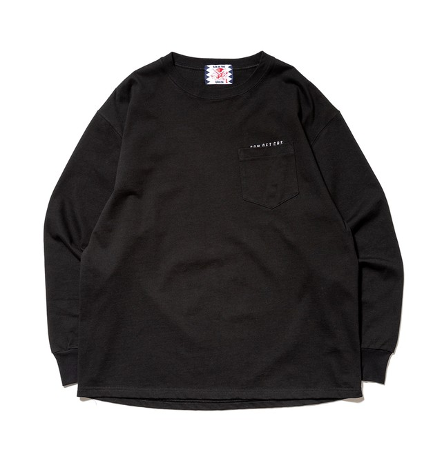 【SON OF THE CHEESE】Round LS TEE