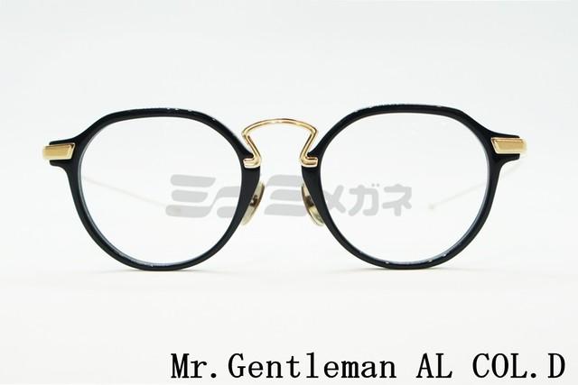 【正規取扱店】Mr.Gentleman(ミスタージェントルマン) EDWARD COL.K