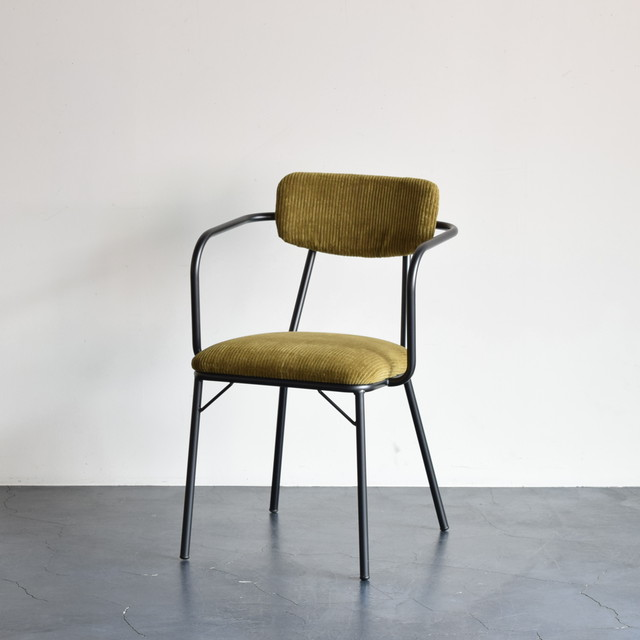 HENRY ARM CHAIR FAB ヘンリーアームチェア ファブリック【journal standard Furniture】