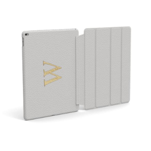 iPad Premium Shrink Leather Case (Book Cover Type)