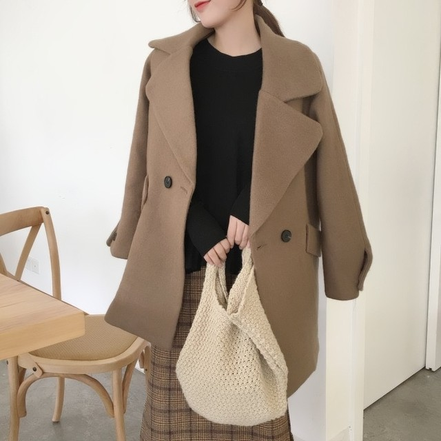 新品10%OFF ラシャジャケット アウター コート 4色展開 RPTOP120906