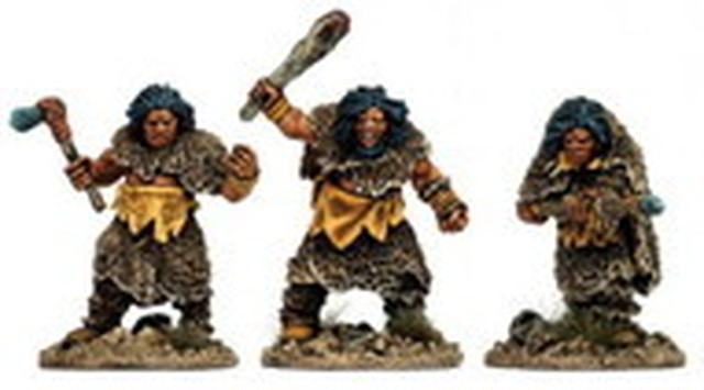 NEA2 Neanderthal Bods 2 (3 figures pack)