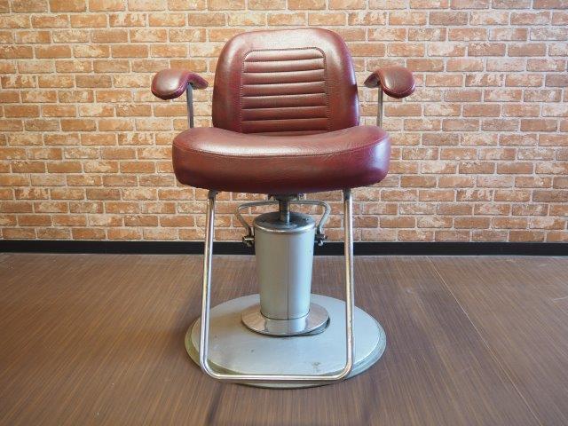 品番BC-017 バーバーチェア / Barber Chair