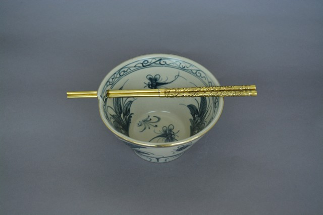 [reaching out]  Bowl Set(食器)/Dragon Fly