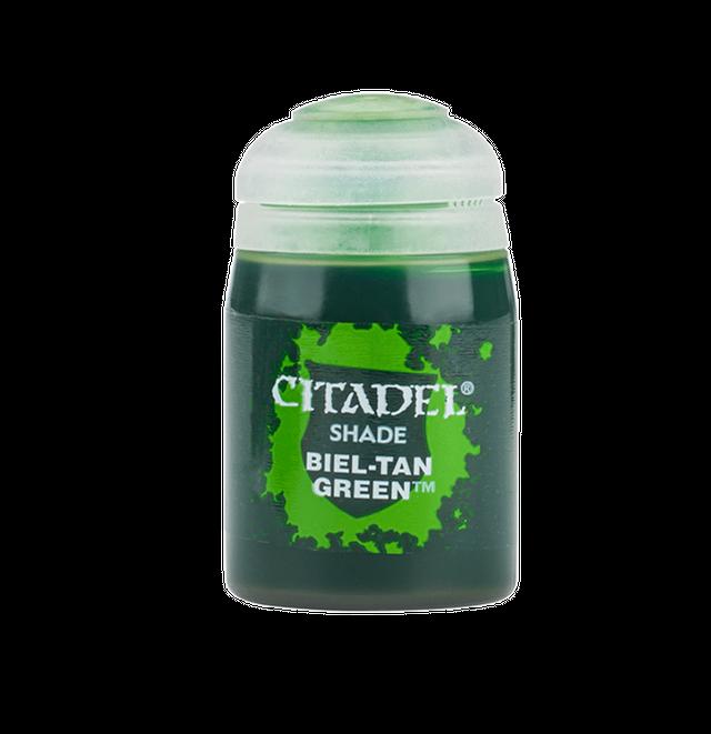 Games Workshop ゲームズワークショップ シタデル Citadel Shade BIEL-TAN GREEN [アクリル系塗料 24ml]C-6