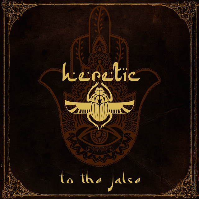 HERETIC『To The False』CD