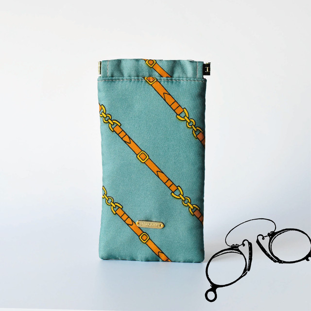 GLASSES POUCH / No,10182