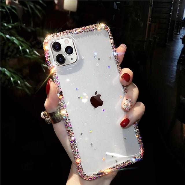 【アクセサリー】シンプル可愛いシリコン全面保護iPhoneスマホケース49931291
