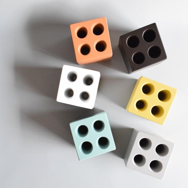 イデアコ 傘立て minicube