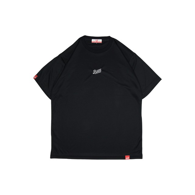 "LOGO DRY ""ONE"" TEE [BLACK/WHITE]"