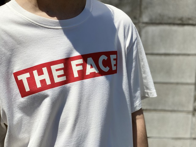 GUCCI 19AW THE FACE OVERSIZED TEE MEDIUM 39820