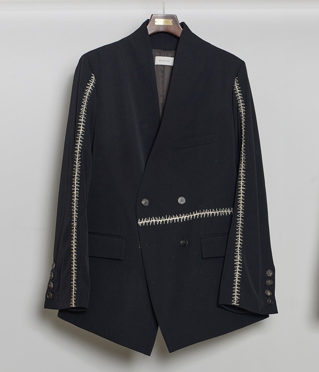 BED J.W. FORD /  Hand Stitched Jacket(Black)