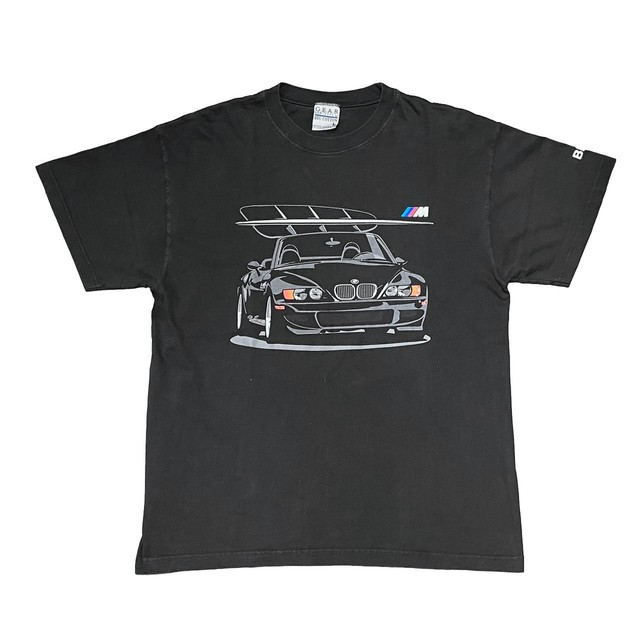 BMW M CAR TEE LARGE 5722